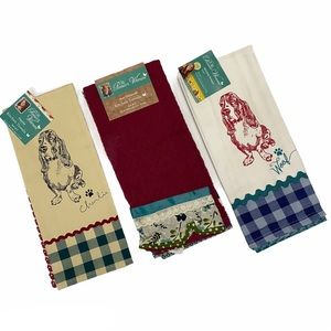 The Pioneer Woman Kitchen Towels Bundle NWT